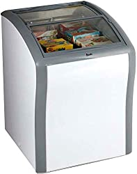 Runner Up for Best Small Commercial Freezer: Avanti Commercial Convertible Freezer/Refrigerator, White