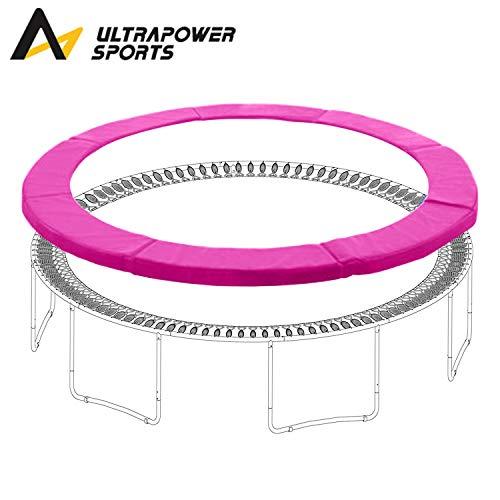 ULTRAPOWER SPORTS 244cm 305cm 366cm 397cm 427cm Trampolin Randabdeckung Federabdeckung - Pink 366cm