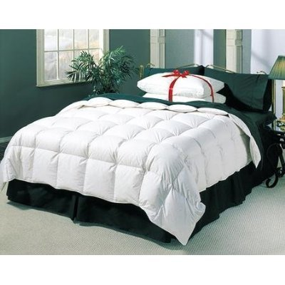 Hungarian White Goose Down Super King Bed Size 10.5 Tog Duvet by Viceroybedding