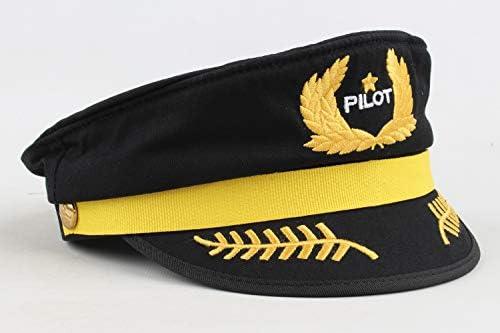 Child's Pilot Hat