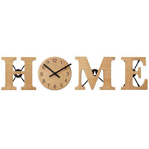 INTERFORM(インターフォルム)『アルファベットクロック HOME』