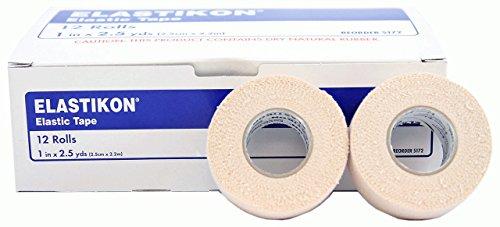 Elastikon Elastic Tape - 1' x 2.5 yds - 2 Rolls