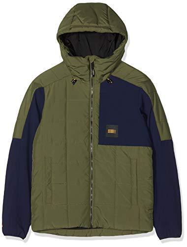 O'Neill Herren PM Maneuver Quilt-Mix Jackets Technical, Winter Moss, L