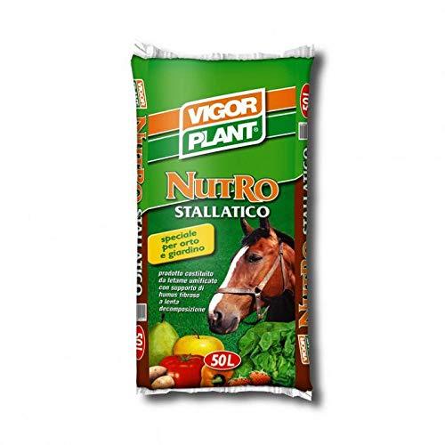 VIGORPLANT Stallatico Nutro stall.80%+torb.20% 20 Lt