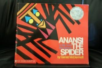 Paperback Anansi The Spider Book