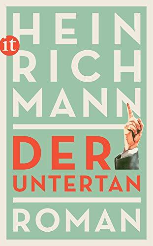 Der Untertan: Roman (insel taschenbuch)