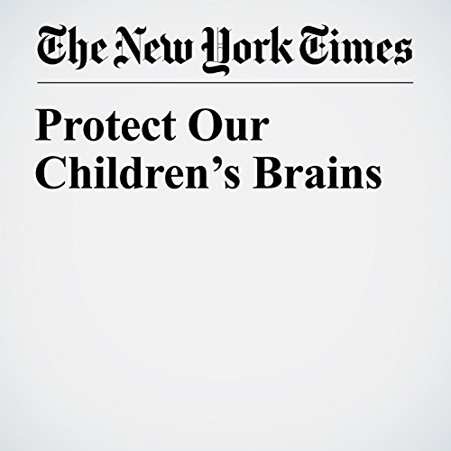 Protect Our Children's Brains copertina