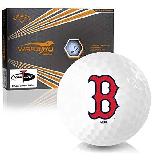 Callaway Golf Warbird 2.0 Boston Red Sox Golf Balls