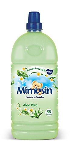 Mimosín Aloe Vera Suavizante Concentrado - 58 lavados