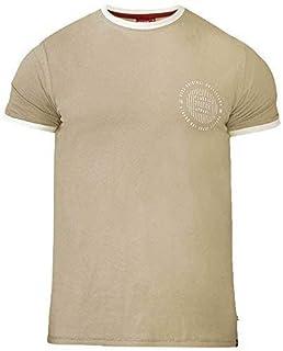25209c072c20e D555 T-Shirt Hommes Duke Original Outfitters Big King Taille Otis Manches  Courtes Neuf