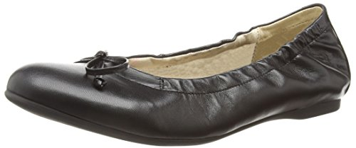 Gabor Ribera - Ballerine donna, colore Nero (Nero (Black Leather)), taglia 38.5 EU