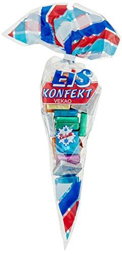 Eiskonfekt Eichetti Spitztüte Happen, 40er Pack (40 x 200 g)