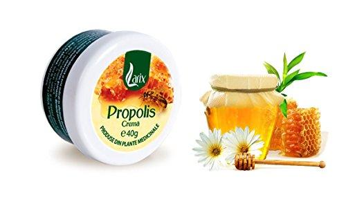 Larix, Crema de Propóleos, Rica en Antioxidantes y Regenera