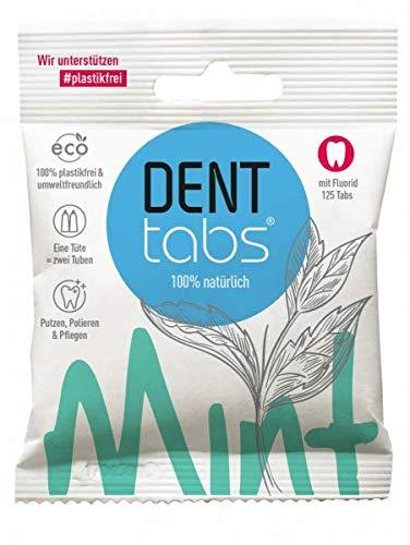 DENTTABS Mint 125 - mit Fluorid