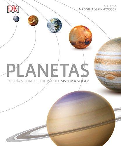 Planetas: La guía definitiva del Sistema Solar (Gran formato)