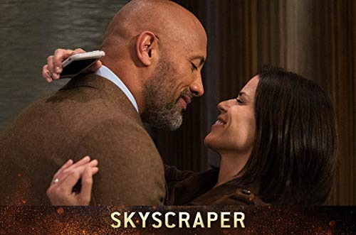 Skyscraper - Limited Steelbook (4K Ultra HD) (+ Blu-ray 2D) (exklusiv bei amazon.de)
