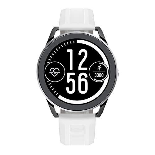 BINLUN Bandas de Reloj compatibles con Fossil Q Venture Gen 5/Gen 4/Gen 3/Sport 41mm 43mm/Hybrid Smartwatch Silicone Rubber Band Soft Reemplazo Sraps 18mm 22mm 24mm Pulsera para Hombres Mujeres