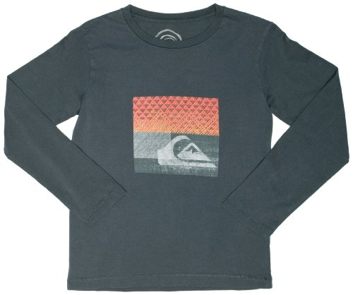 Quiksilver Long Sleeve Thruster Youth Boy 's Sudadera