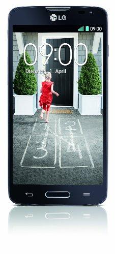 LG L90 Smartphone (4,7 Zoll (11,9 cm) Touch-Bildschirm, 8 GB Speicher, Android 4.4) schwarz