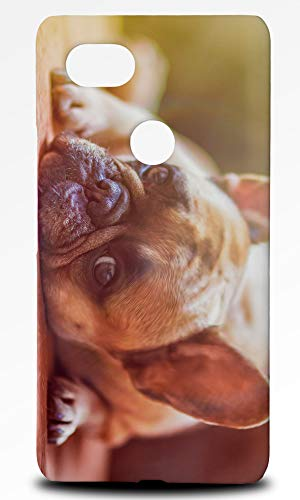 French Bulldog Dog 5 Hard Phone Case Cover for Google Pixel 2 XL