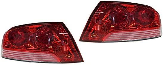 Best evo 7 jdm tail lights Reviews