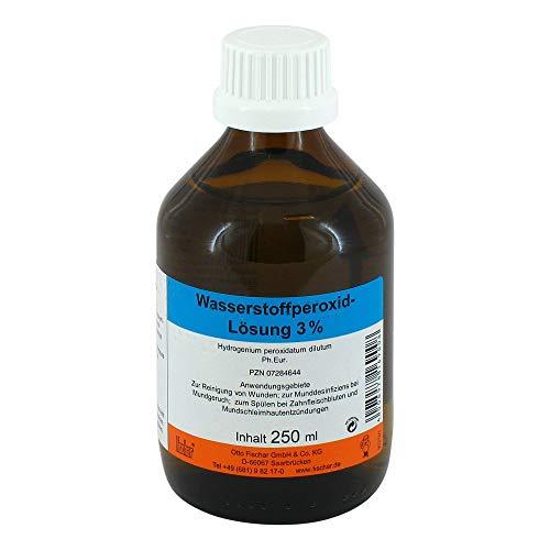 Wasserstoffperoxid L�sung 3%, 250 ml