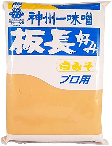 Shinsyu Miso blanco(Miso Shiro) Hecho en japón 1Kg