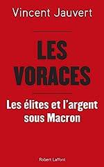 Les Voraces de Vincent JAUVERT
