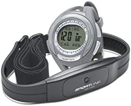 Sportline Cardio 630 Women's Grey Monitor Watch With ECG Accurate Heart Rate (HR)..