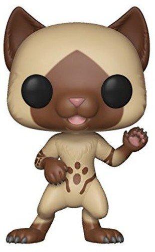 Funko Pop!- Monster Hunter Felyne Figura de Vinilo (27343)