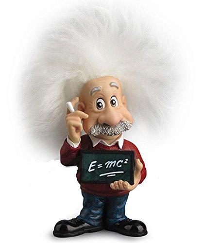 """5"""" Albert Einstein Theoretical Physicist Statue Figure Figurine Scientist"""