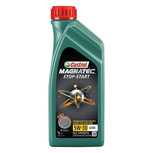 Castrol 1848071 Motoröl 159C13 Magnatec Start-Stop 5W-30 A3/B4 1-Liter, Brown