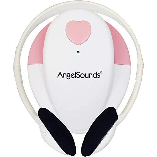 胎児超音波心音計 エンジェルサウンズ Angelsounds JPD-100S (ピンク)