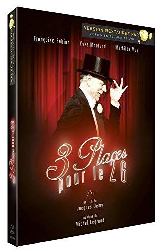 Trois places pour le 26 [Blu-ray] [FR Import]