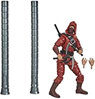 Hasbro Marvel Legends Series Spider-Man The Hand Ninja 6-inch Collectible Action Figure Toy for Kids Age 4 and Up
