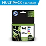 HP 962 | 4 Ink Cartridges| Black...