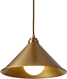 Qyyru Modern Antique Pendant Light Chandelier Effect Metal and Glass Fisherman's Vintage Style Steampunk Lantern Suspension Light Easy Fit Ceiling Lamp Use E27-E26 Light Bulbs (Color : A)