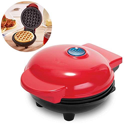 YIHGJJYP Waffles Piastra 220V 110V Mini elettrica Cialde Maker Bubble Uovo Torta Forno Colazione della cialda Macchina Pan Eggette Pot