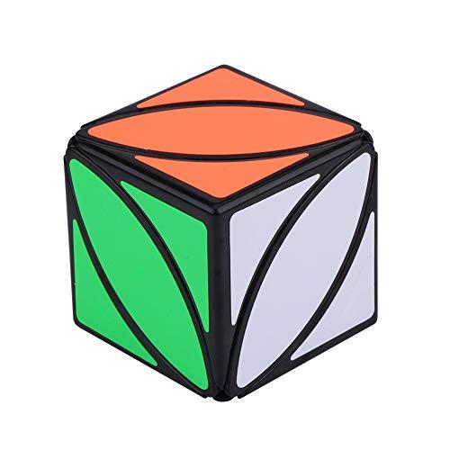 Dilwe Zauberwürfel Spielzeug magische Speed Cube 2x2x2 Zauberwürfel Original Cubixs Speedcube Rubik's Speed Cube