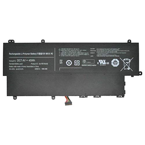 TechSonic Compatible Laptop Battery for Samsung Ultrabook AA PBYN4AB