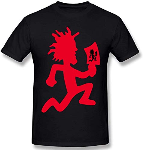 Insane Clown Posse ICP Casual Mens Tops Short Sleeve Tshirts Black