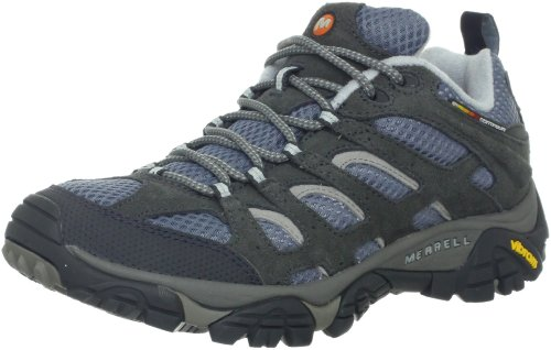 Merrell womens Moab Ventilator Hiking Shoe Smoke 9 M US