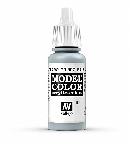 Vallejo Pale Greyblue Paint, 17ml