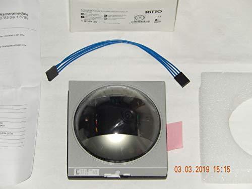 RITTO 18783/x0 Kamera color für Acero Wohntelefonanlage, Farbe:Silber wurde als Demo Modul benutzt