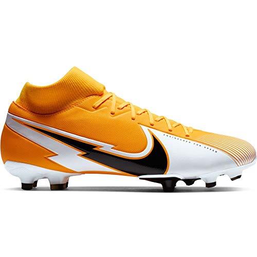 Nike Unisex-Adult Superfly 7 Academy FG/MG Football Shoe, Laser Orange/Black-White-Laser Orange, 39 EU