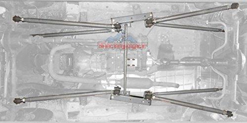 Steinjäger 1997-2006 Wrangler TJ Long Arm Travel Kit DOM Tubing