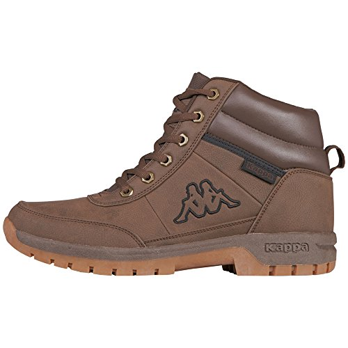 Kappa Unisex-Erwachsene BRIGHT MID LIGHT Combat Boots, Braun (5050 brown), 42 EU