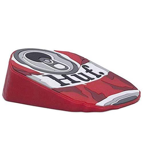 HUF Crushed Can Türstopper in Rot Geschenke für Skateboarder