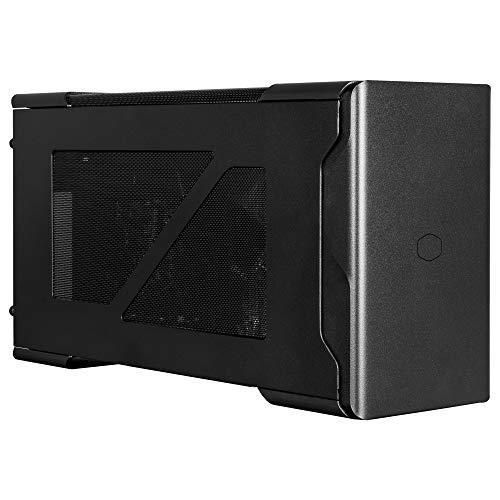 Cooler Master Caja de Tarjeta gráfica Externa MasterCase EG200 Thunderbolt 3 (EGPU) con Base para Disco Duro, Soporte para portátil y...
