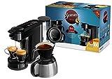 Philips Senseo HD6591/69 Switch 2-in-1 Kaffeemaschine (Sonderedition 100 Pads gratis nach...